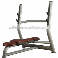 Buy Flat Bench Powerlifting Equipment Free Weights Machine Flat Bench Press Xw32