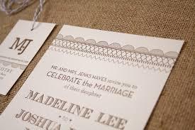 kraft paper wedding invitations madeline josh s rustic kraft paper tennessee wedding invitations