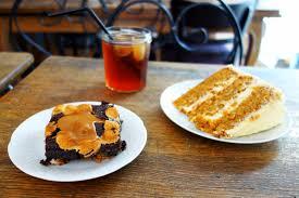 recette traditionnelle cuisine americaine mes adresses sugarplum cake shop le salon de thé entre recettes