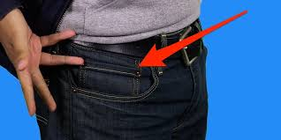 Jeans Why Do All Jeans Have A Small Pocket Business Insider