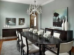 Dining Room Table Vases Blue Balls Jar Decoration 7 Blue Glass Vase Of White Flowers