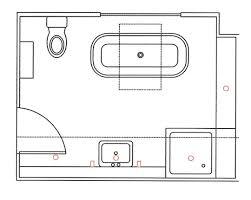master bathroom plans layout bath floor bedroom and idolza