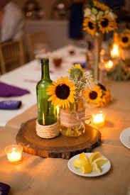 sunflower centerpieces sunflower wedding ideas wedding newsday