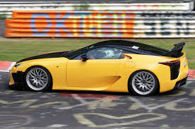 lexus sport car lfa lexus lfa nürburgring edition photos lexus enthusiast