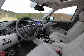 grey honda pilot 2016 honda pilot interior 002 the truth about cars