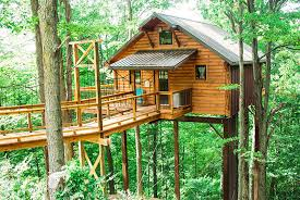 three house the best treehouse rentals in ohio book here