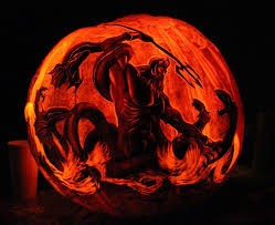 Toothless Pumpkin Carving Patterns by Evermore Tales Of Once Upon A Time