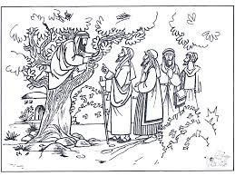 Zacchaeus Coloring Page Bltidm Zacchaeus Coloring Page