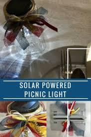 How To Make A Solar Light - 187 best mason jar ideas images on pinterest mason jar crafts