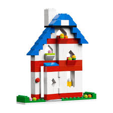 amazon com lego creative tower building kit xxl 1600 pieces 10664