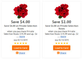 flower coupons coupon for roses fry s digital 4 or 2 bargain believer