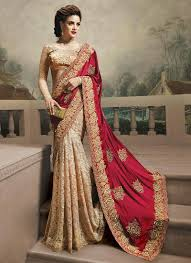 engagement sarees for designer saree palkhi fashion