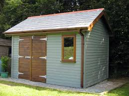 diy timber garden self build shed or garden room or office sheds