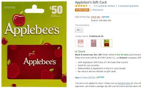 applebee gift card expired gift card deals 50 applebee s for 39 hotels