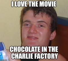 Charlie Chocolate Meme - 10 guy meme imgflip
