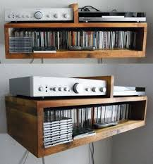 Wooden Storage Shelf Designs by Best 25 Cd Storage Ideas On Pinterest Cd Storage Furniture Cd