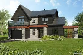 modele de terrasse couverte plan d u0027une maison saine offrant 3 chambres et terrasse abritée