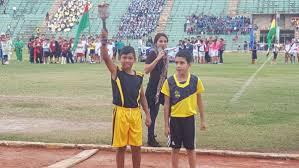 presidente inaugura segunda fase de los juegos trinidad inauguró la primera fase de los juegos deportivos