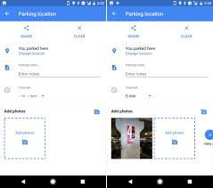 Google Live Maps You Can Now Save Your Parking Location On Google Maps Android