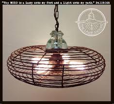 Industrial Lighting Chandelier Original Rustic Industrial Chandelier Lighting Fixture The L