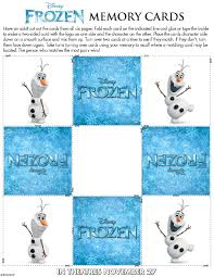 disney u0027s frozen printable activities games kids