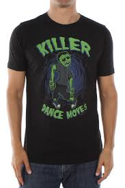 Mens Halloween T Shirts by Men U0027s Killer Dance Move Tee Tipsy Elves