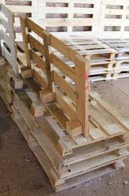 Outdoor Furniture Made From Pallets Outdoor Patio Furniture Made From Pallets Home Design Ideas
