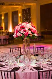 Tall Wedding Reception Centerpieces by 25 Striking Tall Wedding Centerpieces Creativefan