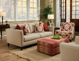 best living room decorating with dark brown l shape leather sofa