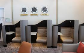 singapore airlines u0027 silverkris lounge brisbane airport lounge review