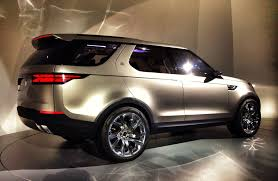 range rover concept land rover discovery vision concept unveiled photo u0026 image gallery