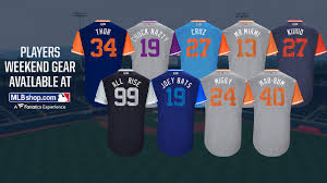 players weekend colorful cast of characters mlb com