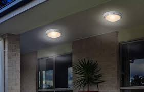 Outdoor Flush Mount Ceiling Light Outdoor Lighting Great Deals On Exterior Lights For Outside The Home