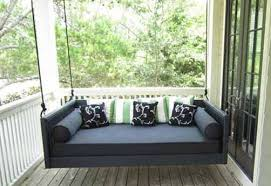 porchbeds biz porch bed porchbed bed swings hanging beds