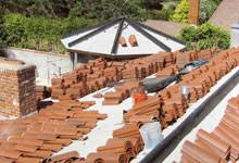 Tile Roof Repair Tile Roofing Contractor New Tiles Repairs R Haupt Roofing