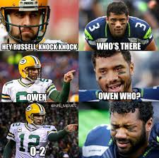 Packers 49ers Meme - knock knock russell gopackgo wisconsin sports pride