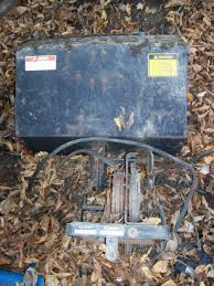 ford lawn mower grave yard equipment used tractor parts salvage