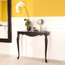 wall mounted console table build a wall mounted console table 1 rona