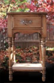 Distressed Table Ancient