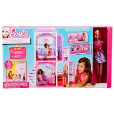 barbie 2 story beach house big w