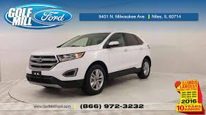 ford crossover 2016 new vehicles for sale in niles il golf mill ford
