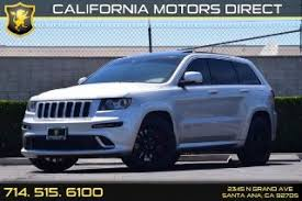 jeep srt8 prices jeep grand srt8 for sale in ca and used