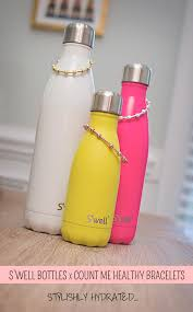stay stylishly hydrated with s u0027well bottle giveaway count me