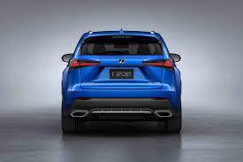 lexus rc 300 f sport 2018 lexus nx 300 f sport rear view motor trend