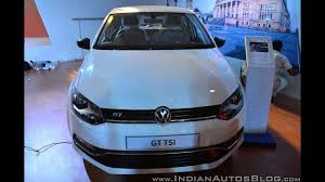 volkswagen nepal vw polo gt tsi u0027r u0027 edition showcased at nepal auto show 2017 youtube