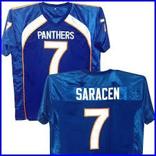 Friday Night Lights Matt Saracen Matt Saracen Friday Night Lights Football Dillon Panthers Jersey 7
