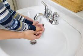 Installing A New Faucet In Bathroom How To Convert A One Handled Bathroom Sink To A Two Handled