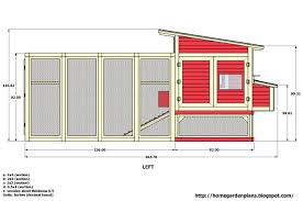 Chicken Coop Floor Options by Chicken Coop Drawing And Labelling With Heat Lamp Inside Chicken