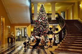 the claridge u0027s christmas trees jony ive had to follow cult of mac