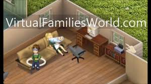 house design virtual families 2 virtual families 2 youtube gaming